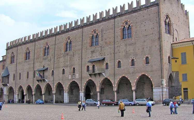 Lombardia - Mantua