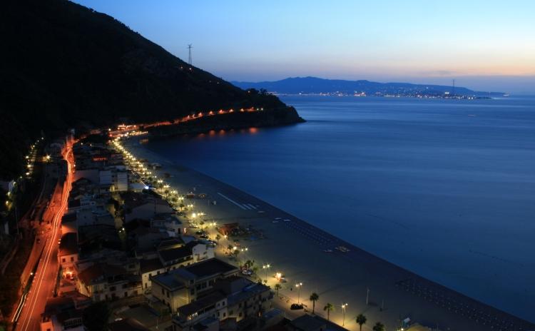 Calabria - Scilla seafront