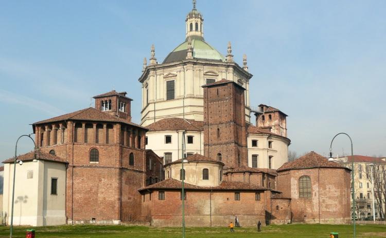 Lombardia - San Lorenzo Maggiore