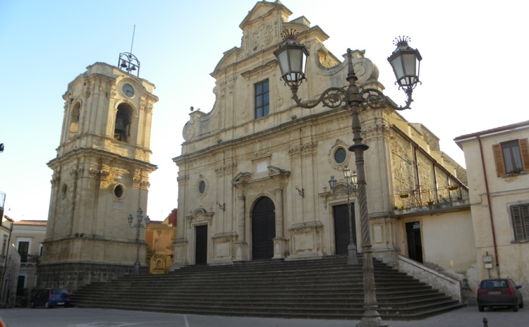 Sicily - Militello Cathedral