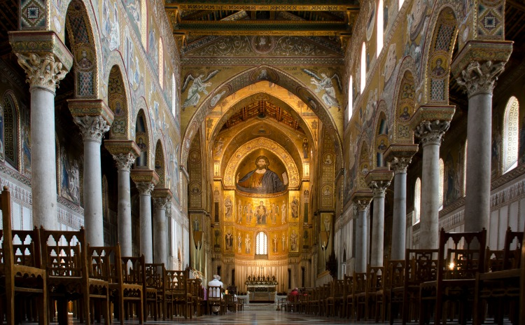 Sicily - Monreale Cathedral