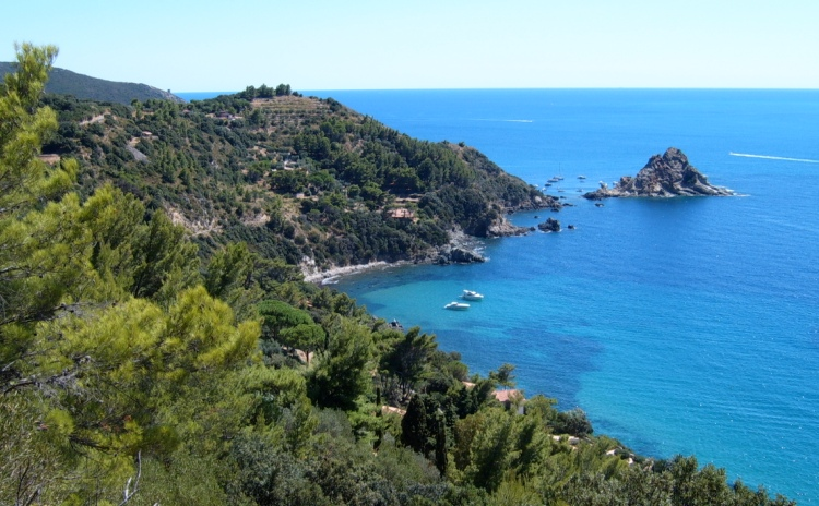 Tuscany - Monte Argentario, Isola Rossa