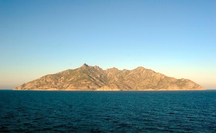 Tuscany - Montecristo Island