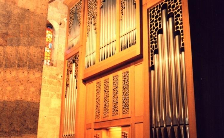 Organ Festival - Camaiore Italy