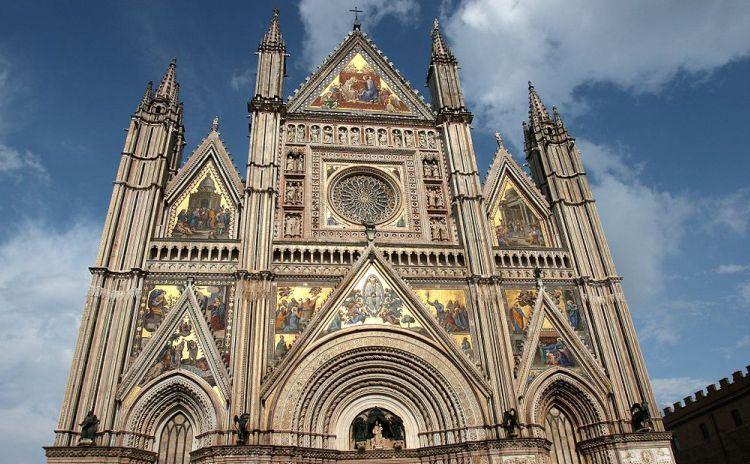 Umbria - Duomo di Orvieto
