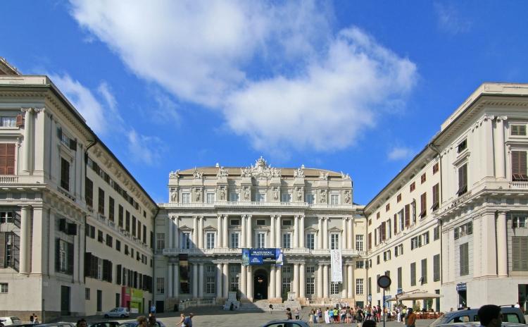 Liguria - Palazzo Ducale di Genova