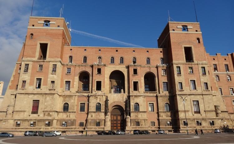 Puglia - alazzo del Governo,Taranto
