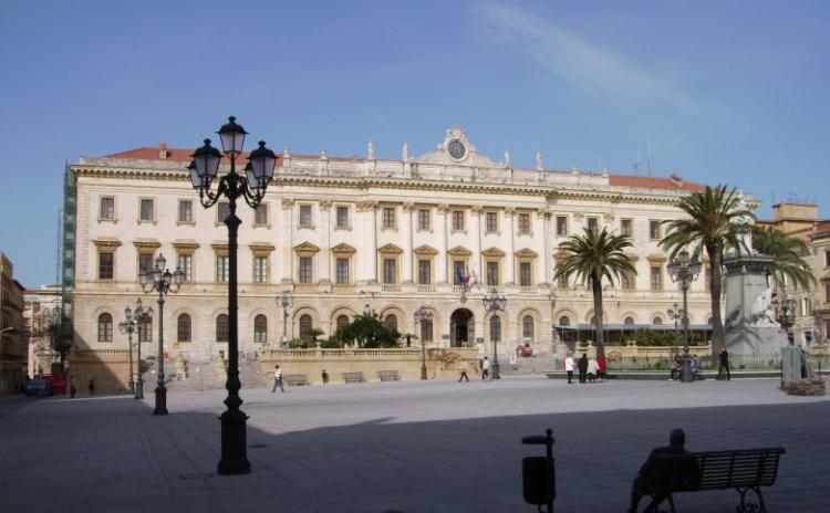 Sardegna - Palazzo della Provincia, Sassari