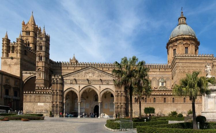 Sicilia - Cattedrale di Palermo