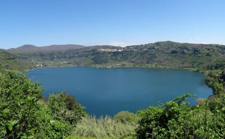 Lazio - Lago di Nemi