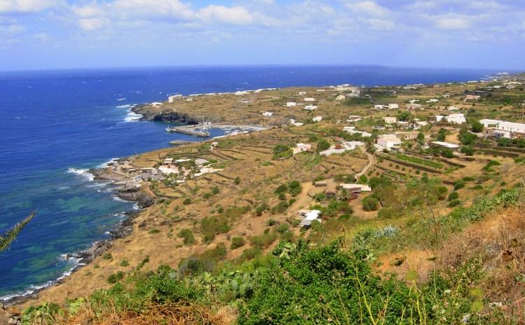 Sicilia - Pantelleria sulla Costa