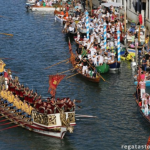 Historical Regatta in Venice