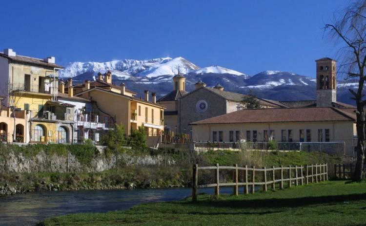 Lazio - Chiesa di San Francesco (RIeti)