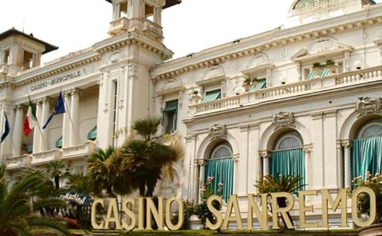 Liguria - Casinò di Sanremo