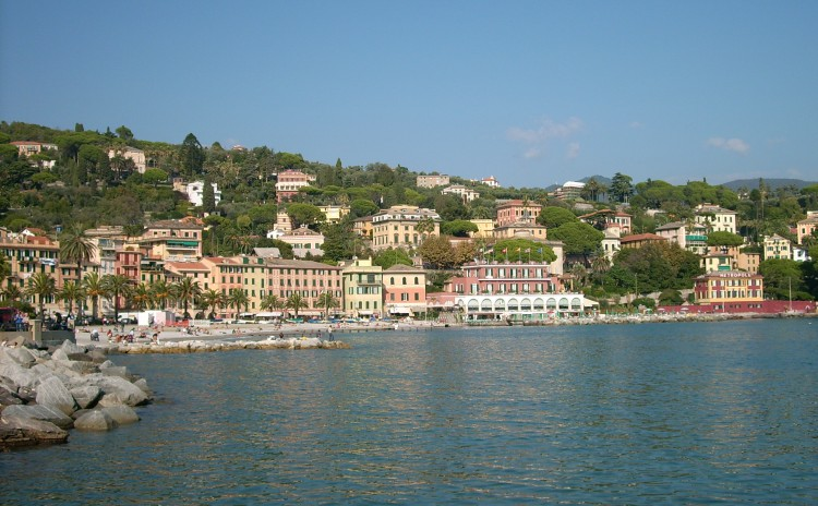 Liguria - Santa Margherita Ligure