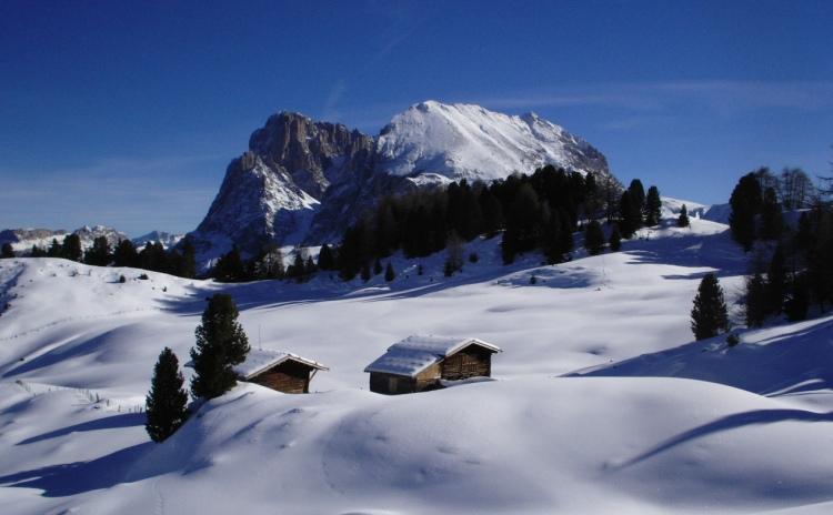 Trentino Alto Adige - Seiseralm