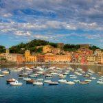 Liguria - Sestri Levante e la Baia del Silenzio