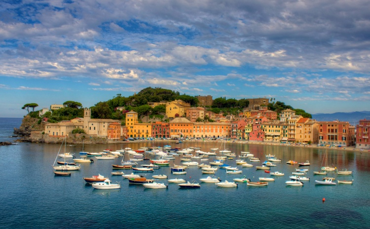 Liguria - Sestri Levante and Baia del Silenzio
