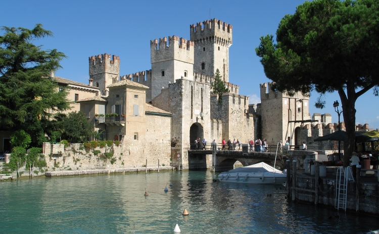 Lombardia - Sirmione Castle