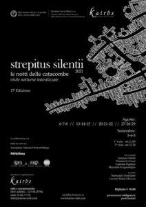 Strepitus Silentii Sicilia 2021