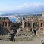 Sicily - Greek Theatre, Taormina