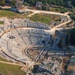 Sicily - Greek Theatre, Siracusa