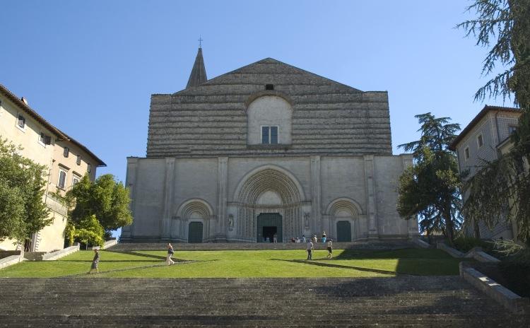 Umbria - San Fortunato, Todi