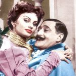 Campania - Totò e Sophia Loren