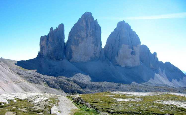 Trentino Alto Adige - Tre Cime di Lavaredo