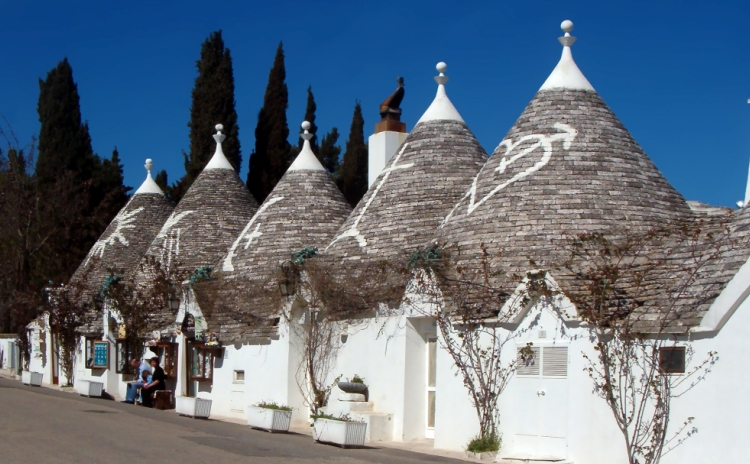 Puglia - Trulli Alberobello