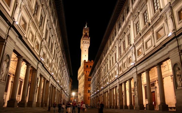 Toscana - Galleria degli Uffizi