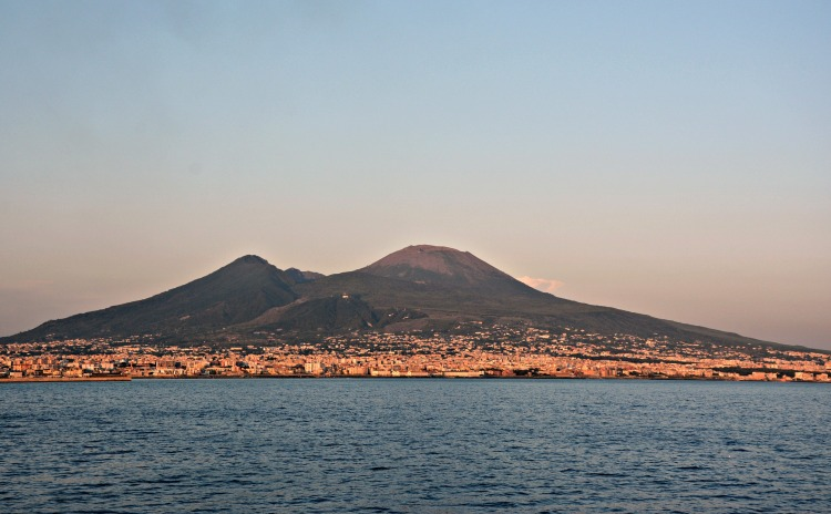 Campania - Vesuvio