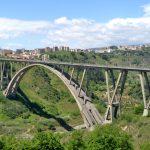 Calabria - Viadotto Bisantis (Catanzaro)