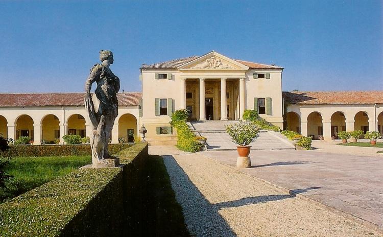Veneto - Villa Emo, Fanzolo