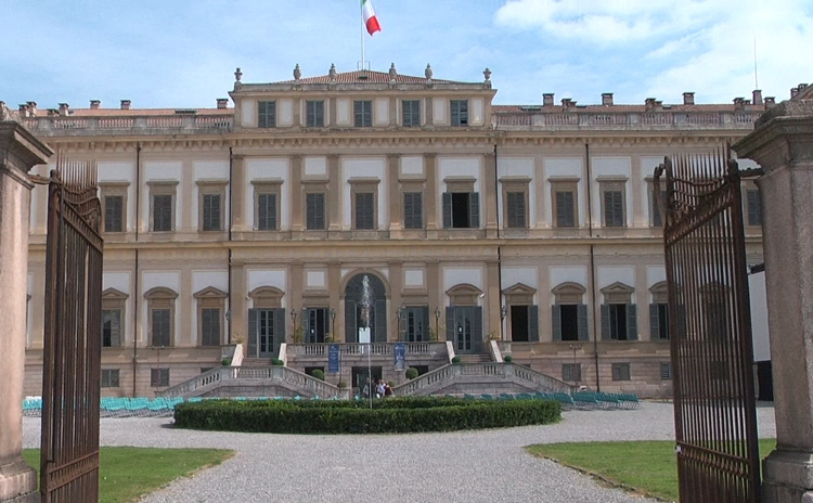 Lombardia - Villa Reale Monza