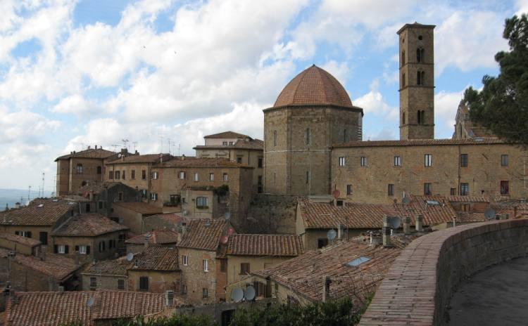 Toscana - Duomo di Volterra