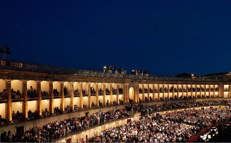 Sferisterio - Macerata Opera Festival - Marche Italy