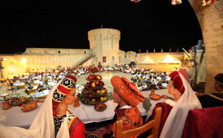 Palio del Duca - Sponsalia in Acquaviva Picena - MArche Italy