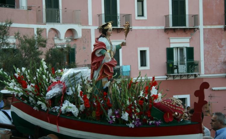 Festa di Santa Candida - Ventotene