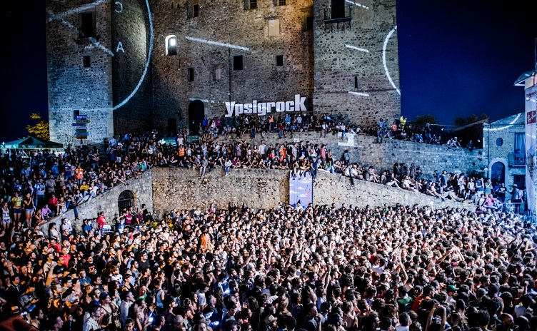 Ypsigrock Festival - Castelbuono Sicily Italy