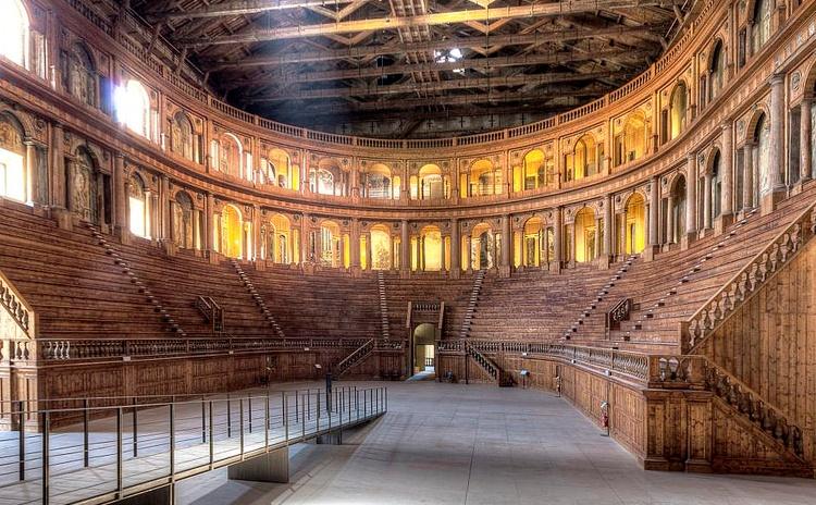 Emilia Romagna - Teatro Farnese