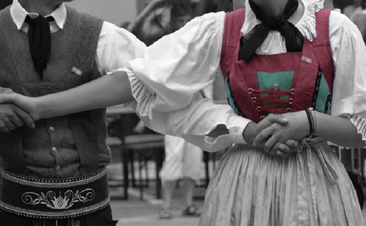 Settembre Rotaliano in Mezzocorona - Trentino Alto Adige Italy