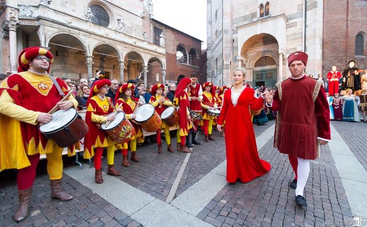 Matrimonio Sforza-Visconti - Lombardia