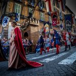 Sagra della Castagna - Corteo storico