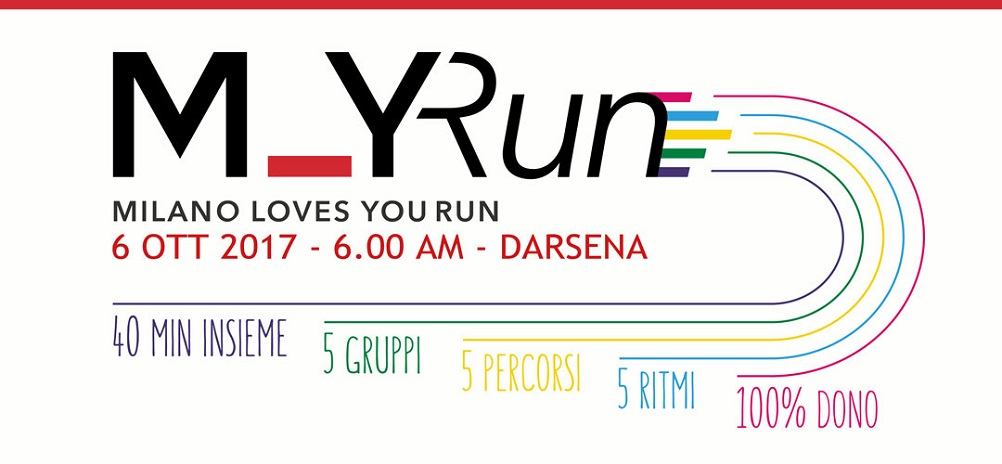 Milano Loves You Run