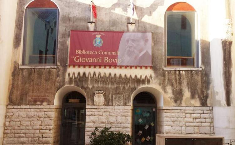 Biblioteca Bovio - Trani