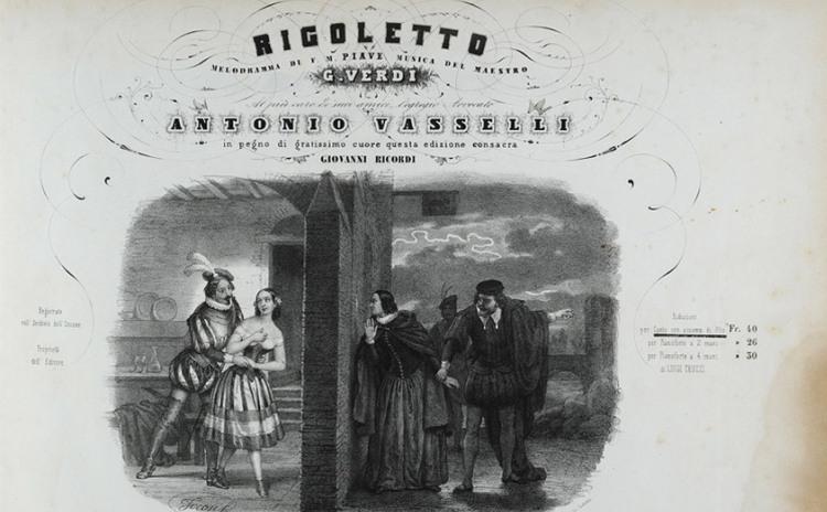 Ravenna Festival - Rigoletto