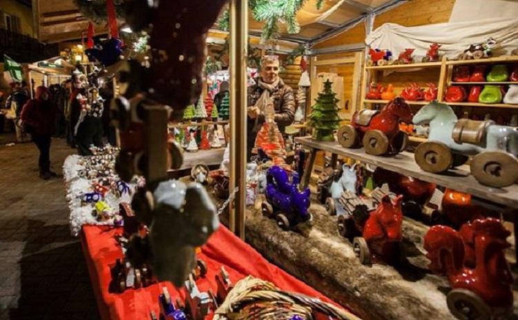 Marché Vert Noël - Aosta