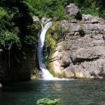San Fele Waterfalls
