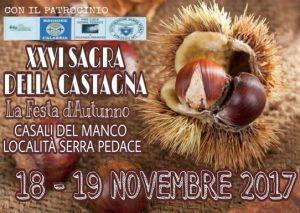 Chestnut Festival - Serra Pedace